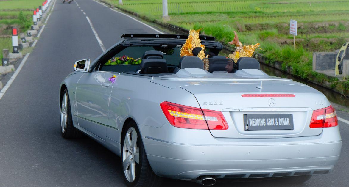 Sewa Mobil Wedding Bali 2021