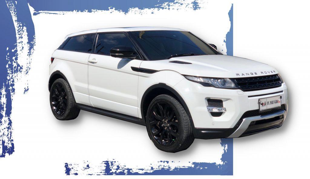 Sewa Range Rover Bali