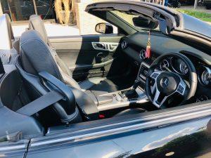 Rental Mercedes Benz Selftdriver di Bali