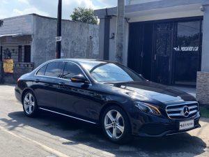 Sewa Mercedes Benz e250 Bali