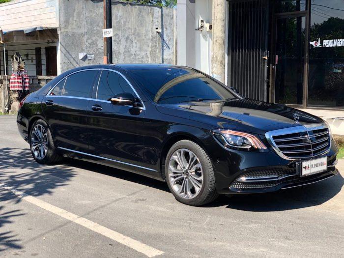 Mercedes Bens Untuk Event Di Bali