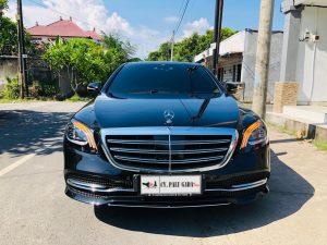 Sewa Mercedes Benz s500 di Bali