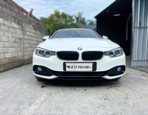 Sewa Mobil BMW Cabriolet di Bali