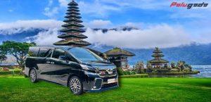 sewa mobil vellfire di Bali unit terbaru