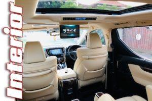 sewa mobil Alphard di Bali