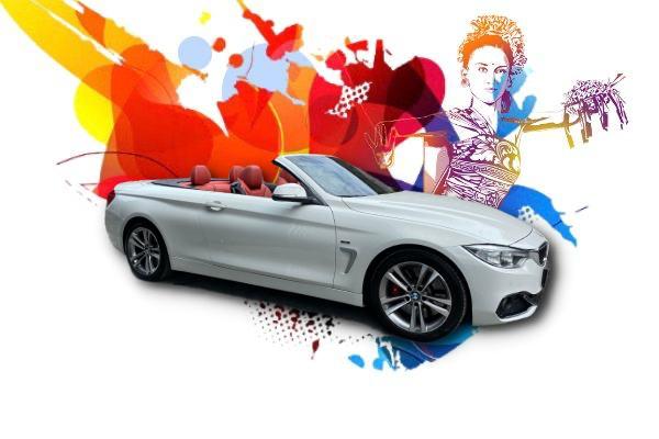 Sewa BMW Cabriolet